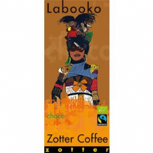 Zotter Labooko Coffee Chocolate 70g